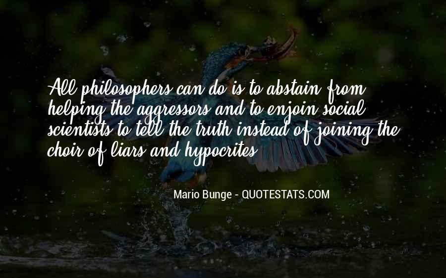Mario Bunge Quotes #1611477