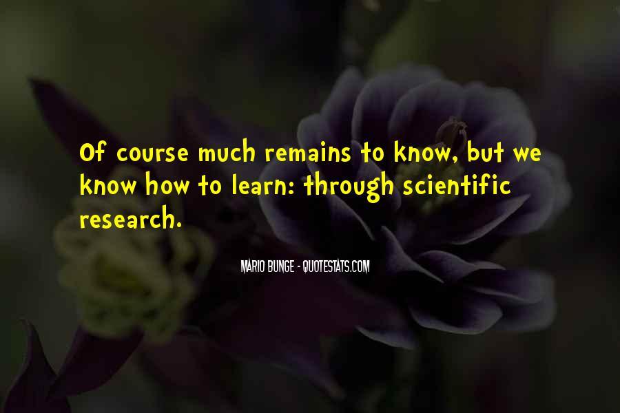 Mario Bunge Quotes #318614
