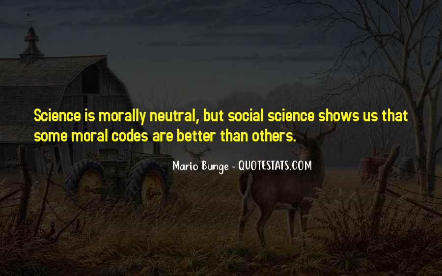 Mario Bunge Quotes #720600