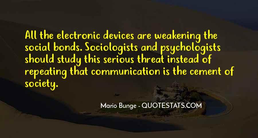 Mario Bunge Quotes #912306