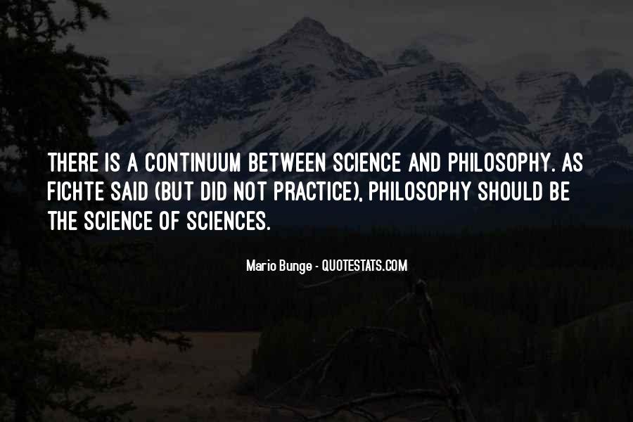 Mario Bunge Quotes #920183