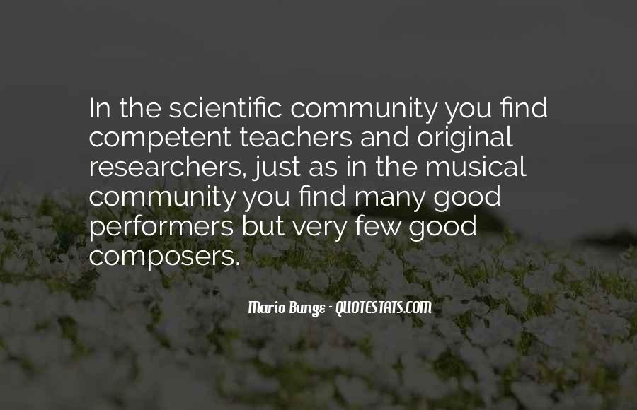 Mario Bunge Quotes #934417