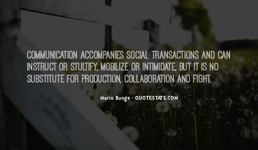 Mario Bunge Quotes #976655