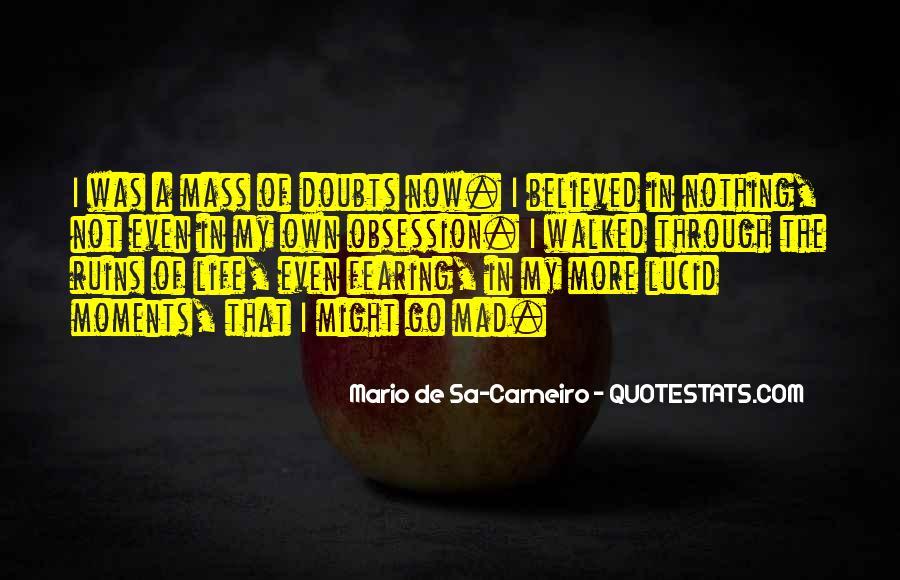 Mario De Sa-Carneiro Quotes #995929