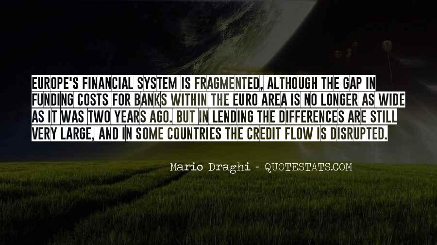 Mario Draghi Quotes #1256747