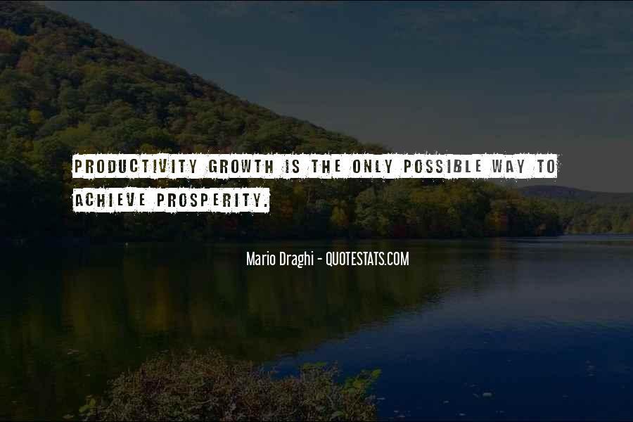 Mario Draghi Quotes #133779