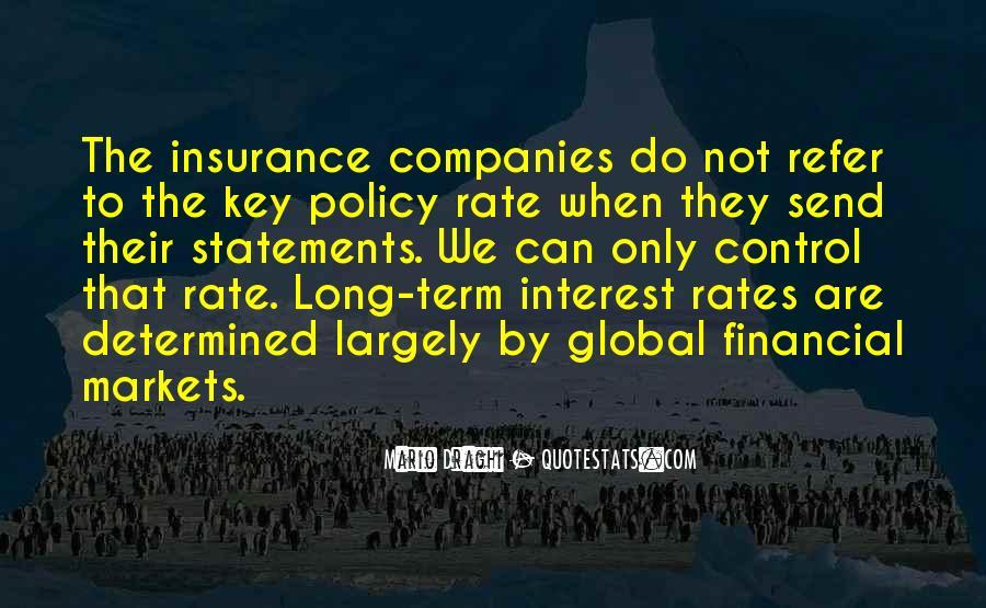 Mario Draghi Quotes #1468736