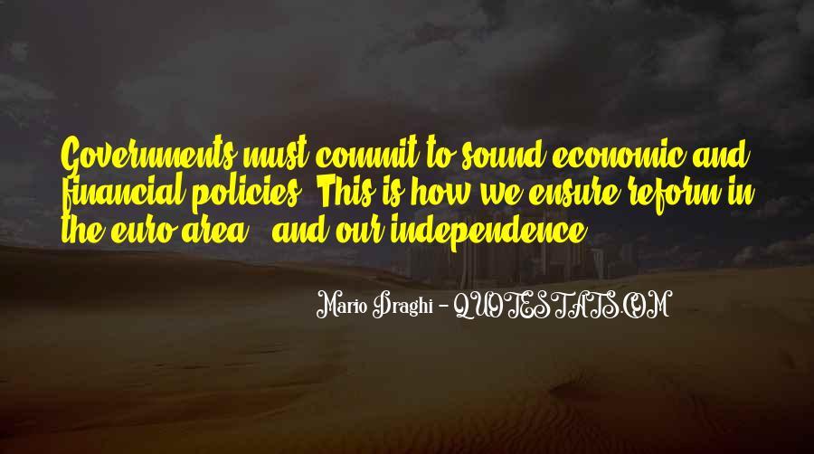 Mario Draghi Quotes #1572494