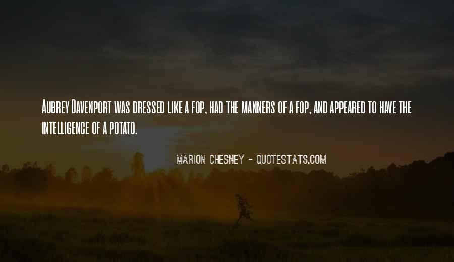 Marion Chesney Quotes #1606613