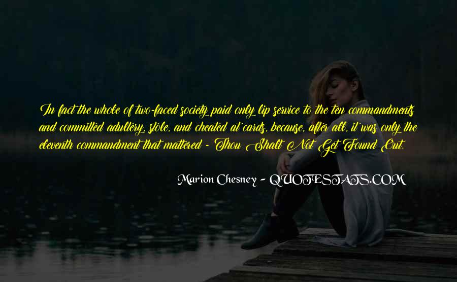 Marion Chesney Quotes #927004