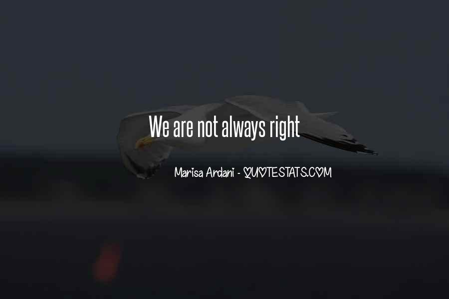 Marisa Ardani Quotes #1118377