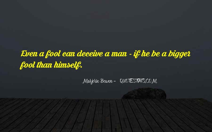 Marjorie Bowen Quotes #1395597