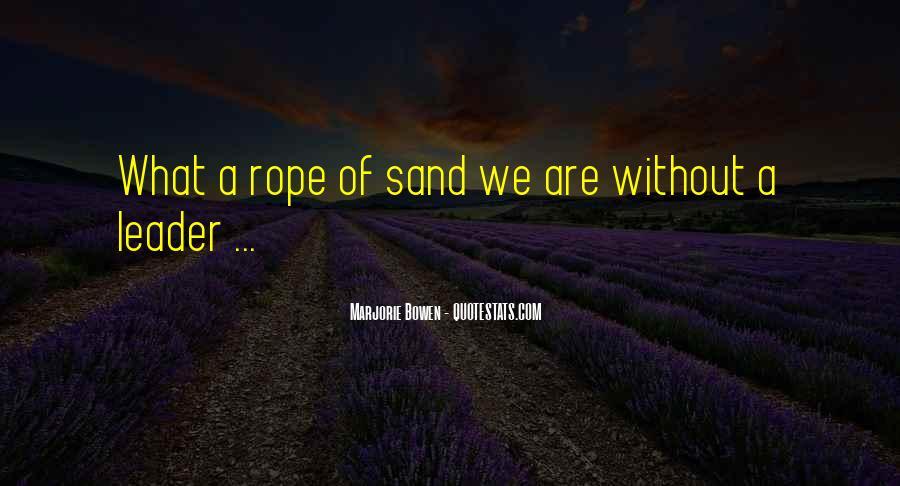 Marjorie Bowen Quotes #1660129