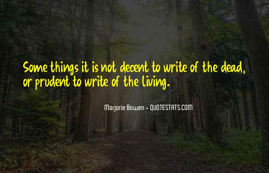 Marjorie Bowen Quotes #1729165