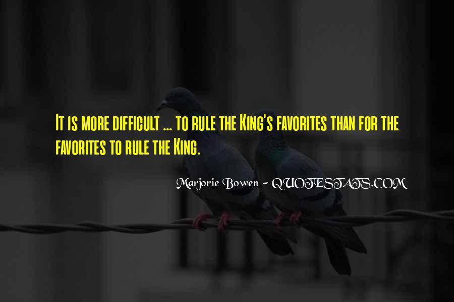 Marjorie Bowen Quotes #320649