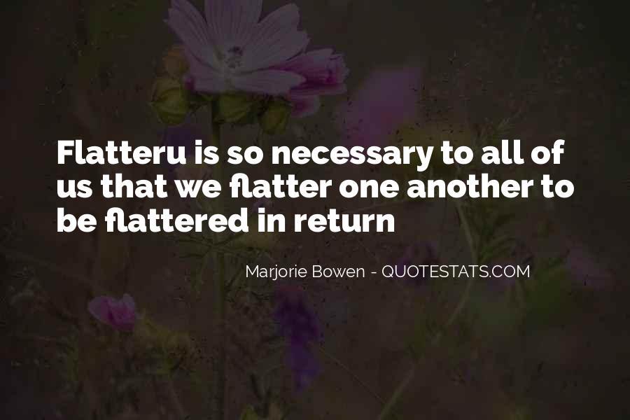 Marjorie Bowen Quotes #674724