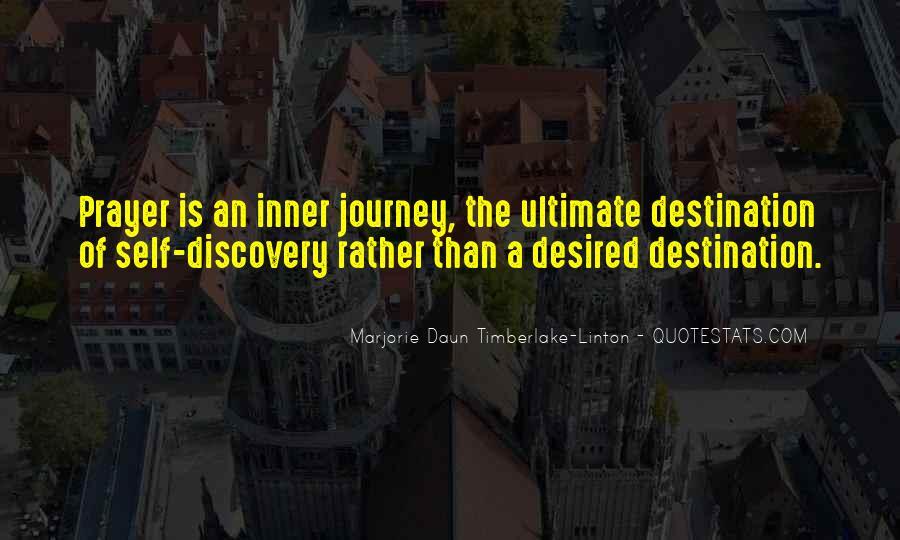 Marjorie Daun Timberlake-Linton Quotes #219682