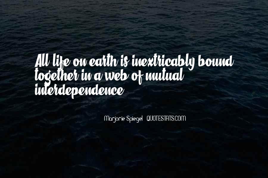 Marjorie Spiegel Quotes #873699