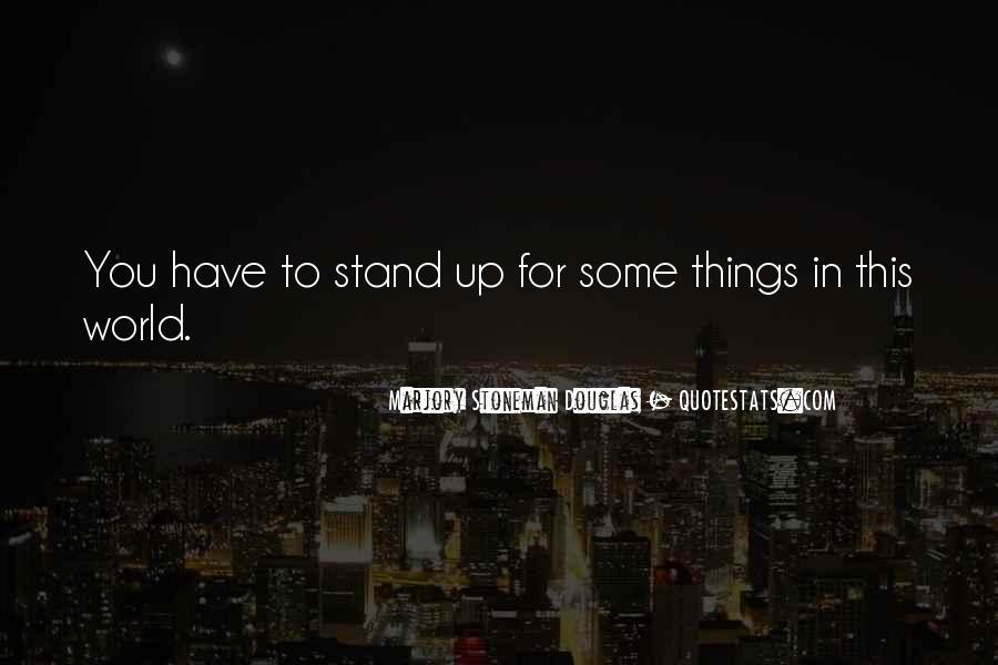 Marjory Stoneman Douglas Quotes #1144039