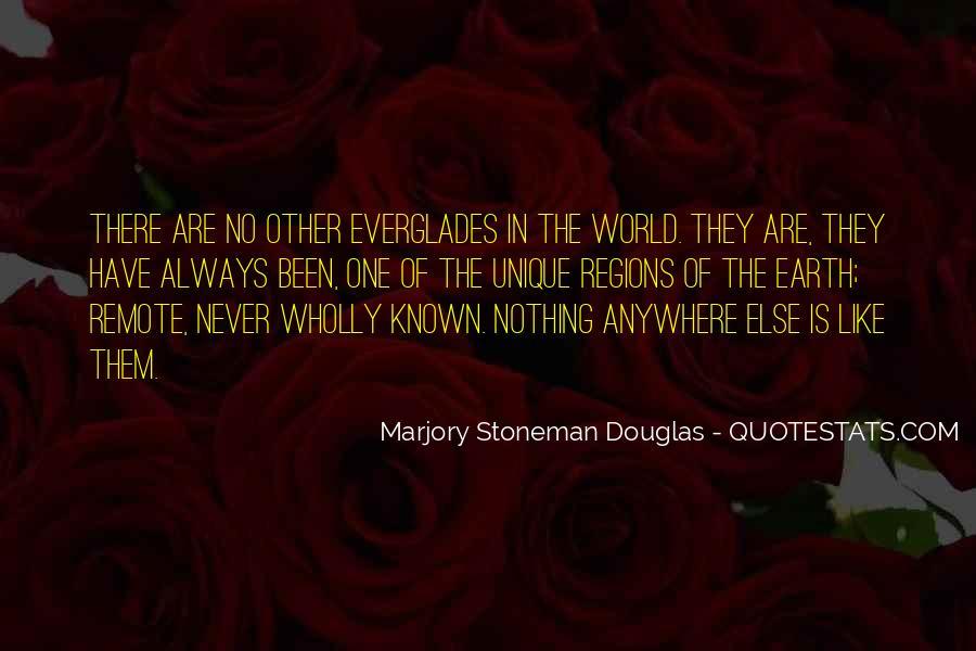 Marjory Stoneman Douglas Quotes #13082
