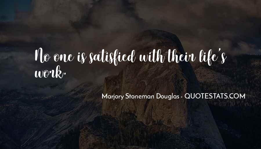 Marjory Stoneman Douglas Quotes #134357
