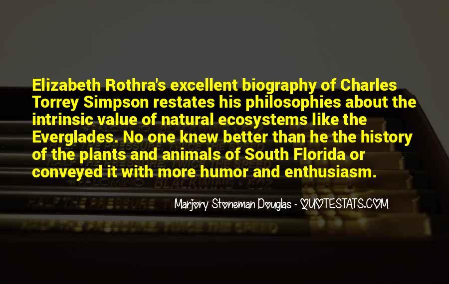 Marjory Stoneman Douglas Quotes #1398394