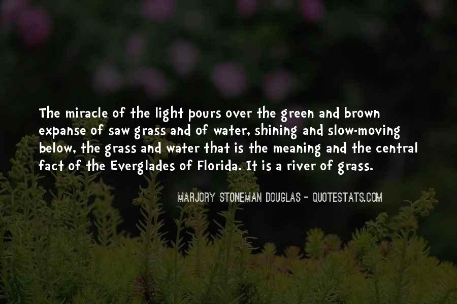 Marjory Stoneman Douglas Quotes #1435223