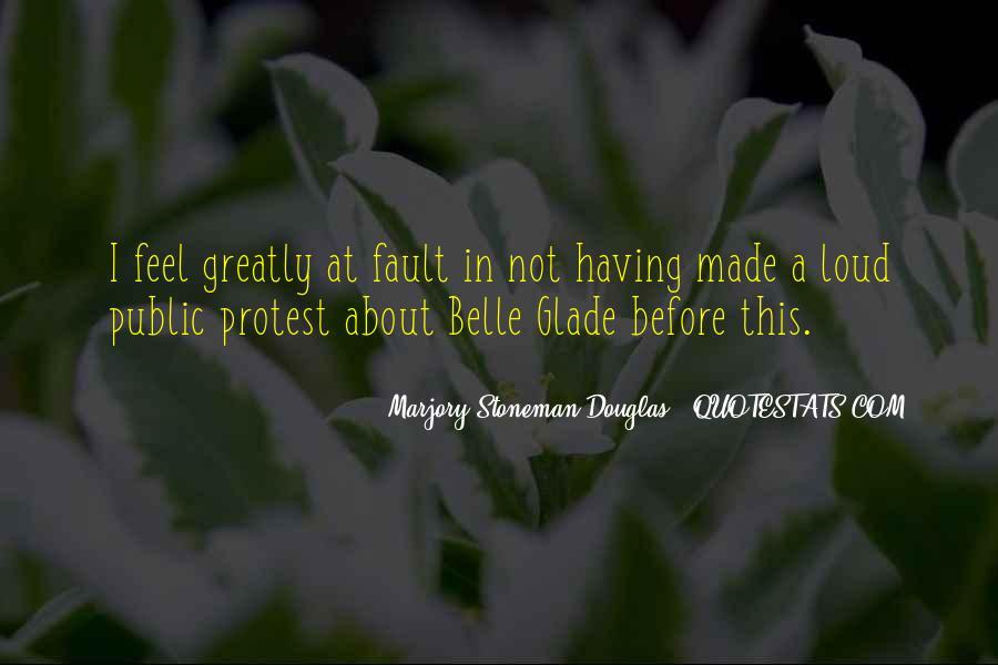 Marjory Stoneman Douglas Quotes #241862
