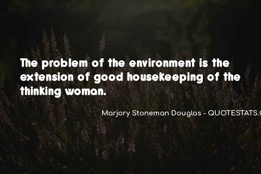 Marjory Stoneman Douglas Quotes #28157