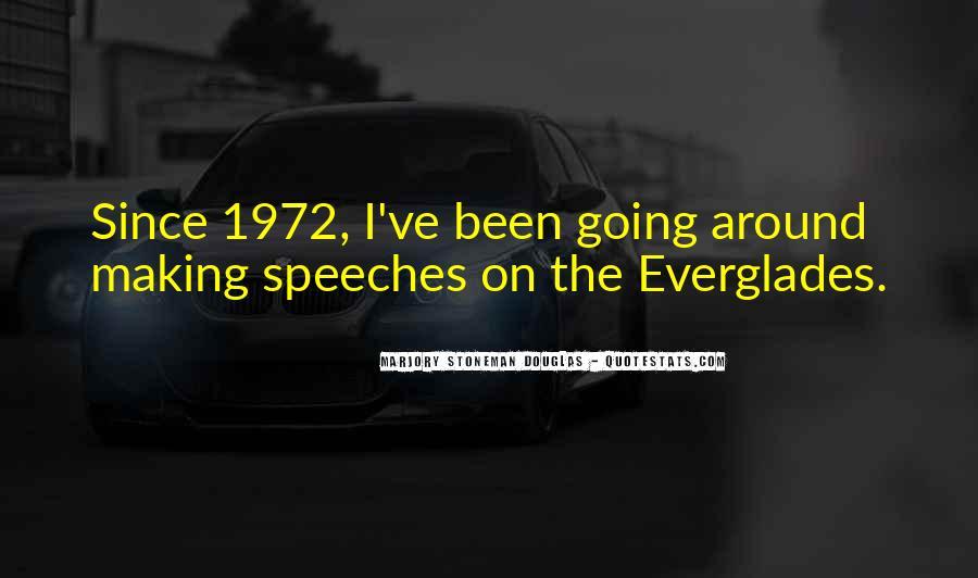 Marjory Stoneman Douglas Quotes #282256