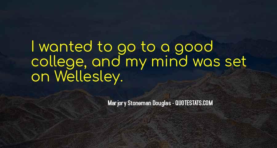 Marjory Stoneman Douglas Quotes #334104
