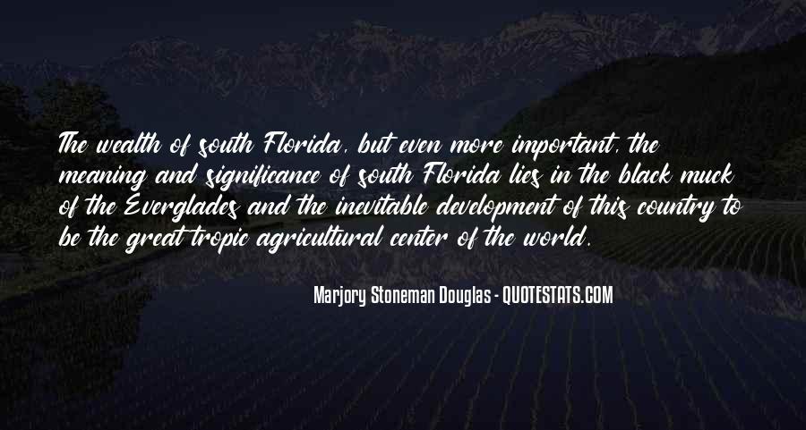 Marjory Stoneman Douglas Quotes #536361