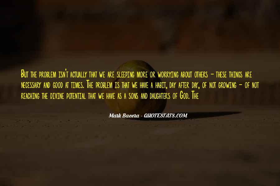 Mark Bacera Quotes #698070