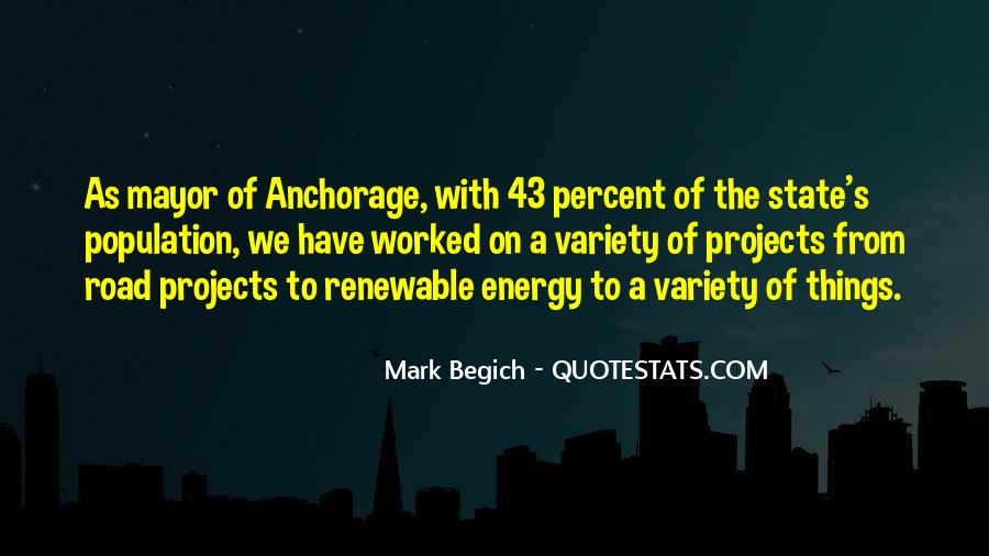 Mark Begich Quotes #629995
