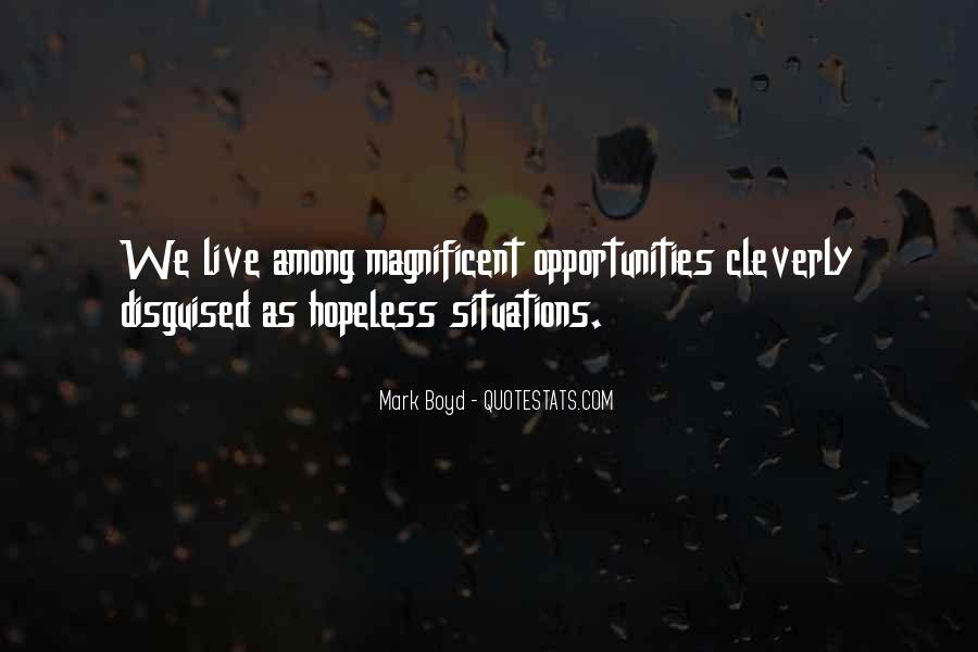Mark Boyd Quotes #636709