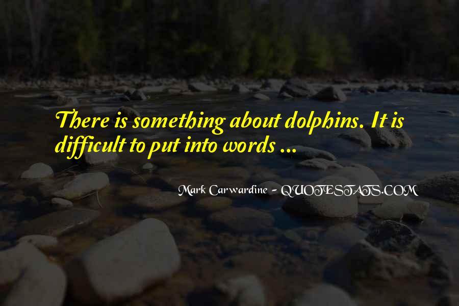 Mark Carwardine Quotes #1666655
