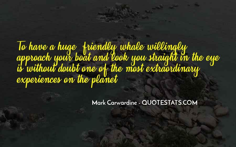 Mark Carwardine Quotes #558733