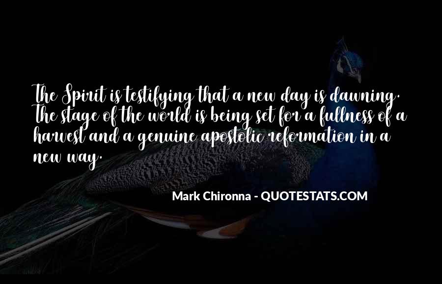 Mark Chironna Quotes #822847