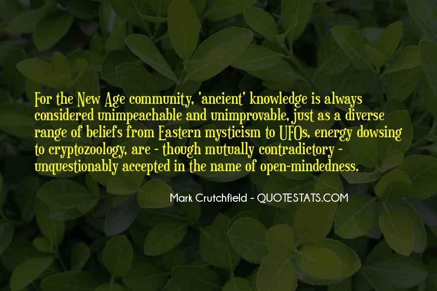 Mark Crutchfield Quotes #55619