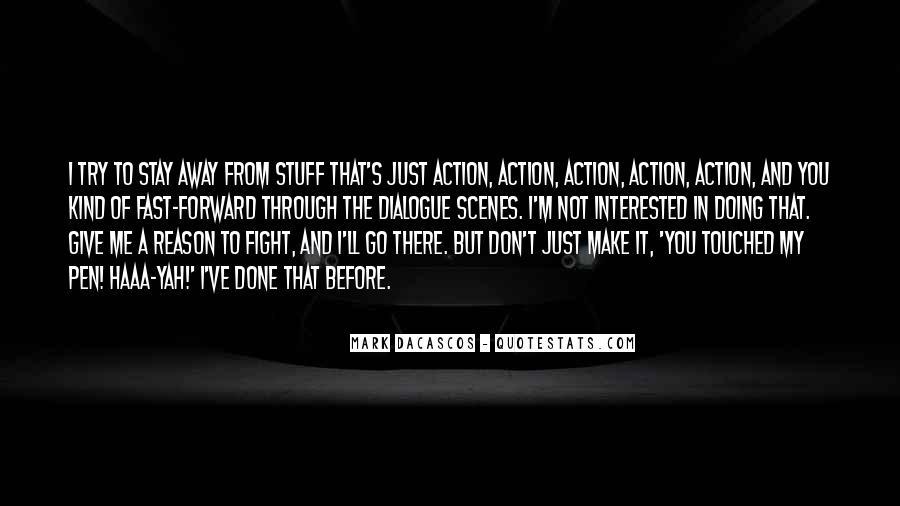 Mark Dacascos Quotes #103349