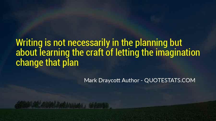 Mark Draycott Author Quotes #1787815