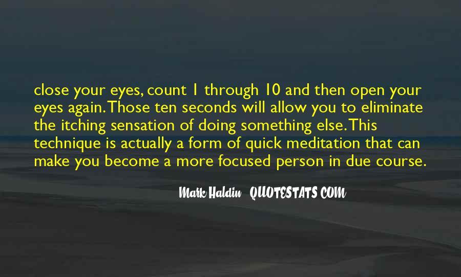 Mark Haldin Quotes #757502