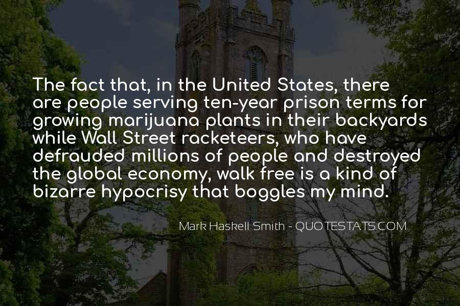 Mark Haskell Smith Quotes #678466