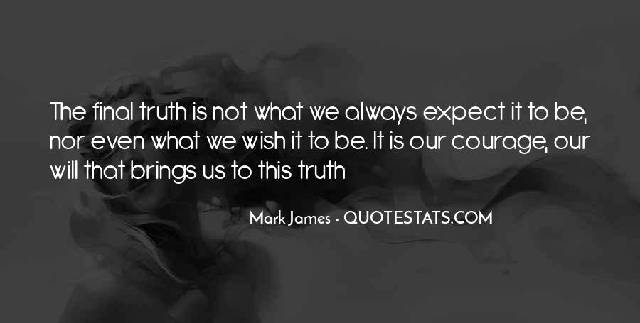 Mark James Quotes #152764