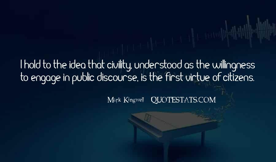 Mark Kingwell Quotes #1039280