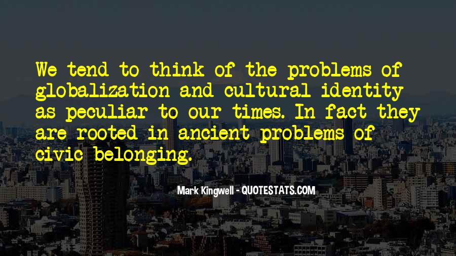 Mark Kingwell Quotes #1294469