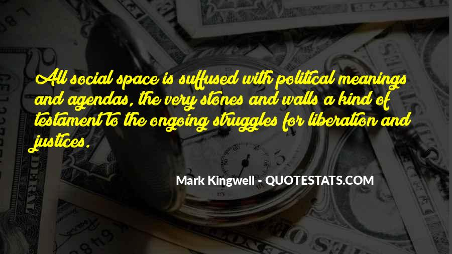Mark Kingwell Quotes #1396451