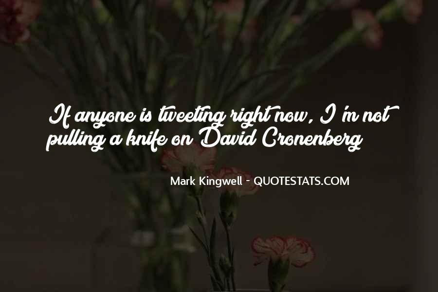 Mark Kingwell Quotes #363344