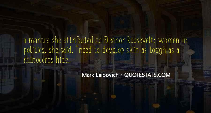 Mark Leibovich Quotes #1224420