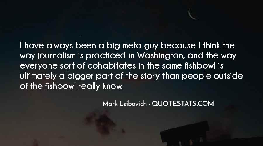 Mark Leibovich Quotes #1233611